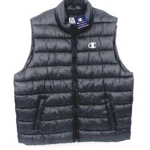 NWT Champion Men's Puffer Insulated Vest Size 2XL